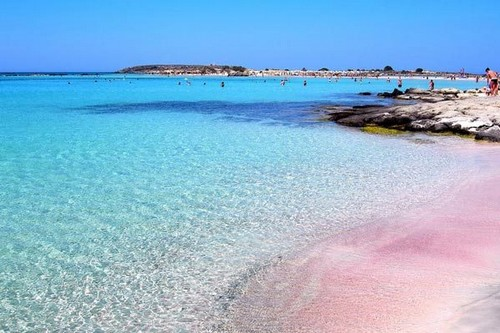 Wonderful Pink Beaches